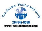 Website for Global Fence