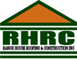 Website for Ranch House Roofing & Construction Inc.