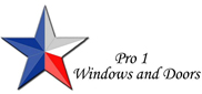 Website for Pro 1 Windows and Doors