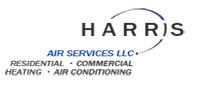 Website for Harris Air Services, LLC