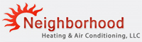 Website for Neighborhood Heating & Air Conditioning