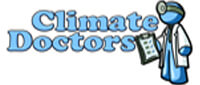 Website for Climate Doctors, LLC