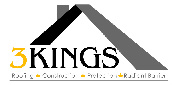 Website for 3 Kings Roofing