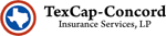 Website for TexCap-Concord Insurance Services, LP