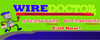 Website for Wire Doctor, Inc.