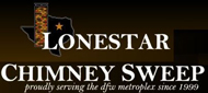 Website for Lone Star Chimney Sweep