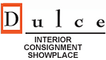 Website for Dulce Interior Consignment Showplace