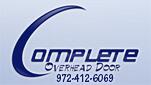 Website for Complete Overhead Door