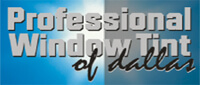 Website for Professional Window Tint of Dallas