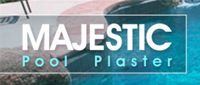 Website for Majestic Pool Plaster and Tile