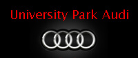 Website for University Park Audi