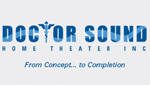 Website for Dr. Sound Home Theater, Inc.