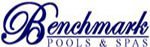 Website for Benchmark Pools & Spas