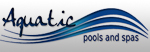 Website for Aquatic Pools & Spas