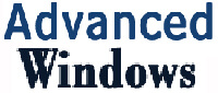 Website for Advanced Window Repair