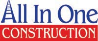 Website for All In One Construction