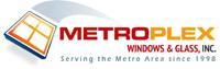 Website for Metroplex Windows & Glass