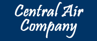 Website for Central Air Company