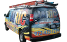 Website for Jaric Air Conditioning & Heating
