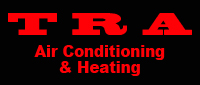 Website for T R A Air Conditioning & Heating