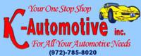 Website for K Automotive