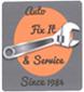 Website for Auto Fix It