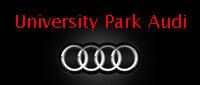 Website for University Park Audi