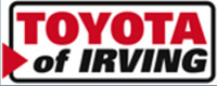 Website for Toyota of Irving