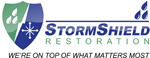 Website for Storm Shield Restoration