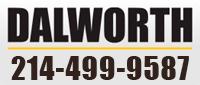 Website for Dalworth Restoration