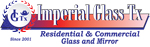 Website for Imperial Glass TX