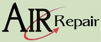 Website for Air Repair, Inc.