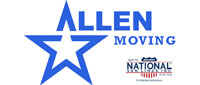 Website for Allen Moving, Inc.