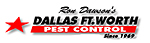 Website for Dallas Ft. Worth Pest Control
