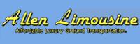 Website for Allen Limousine Service