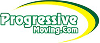 Website for Progressive Moving Company