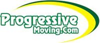 Website for Progressive Moving Company