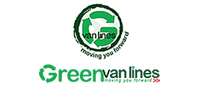 Website for Green Van Lines, Inc.