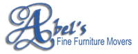Website for Abel's Fine Furniture Movers - Dallas
