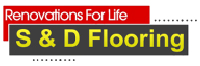 Website for S&D Flooring