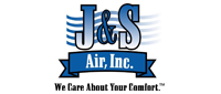 Website for J & S Air, Inc.