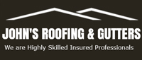 Website for John's Roofing