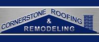 Website for Cornerstone Roofing & Remodeling