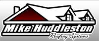 Website for Mike Huddleston Roofing, Inc