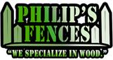 Website for Philip's Fences