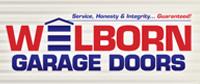 Website for Welborn Garage Doors, Inc.