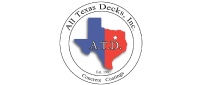 Website for All Texas Decks, Inc.