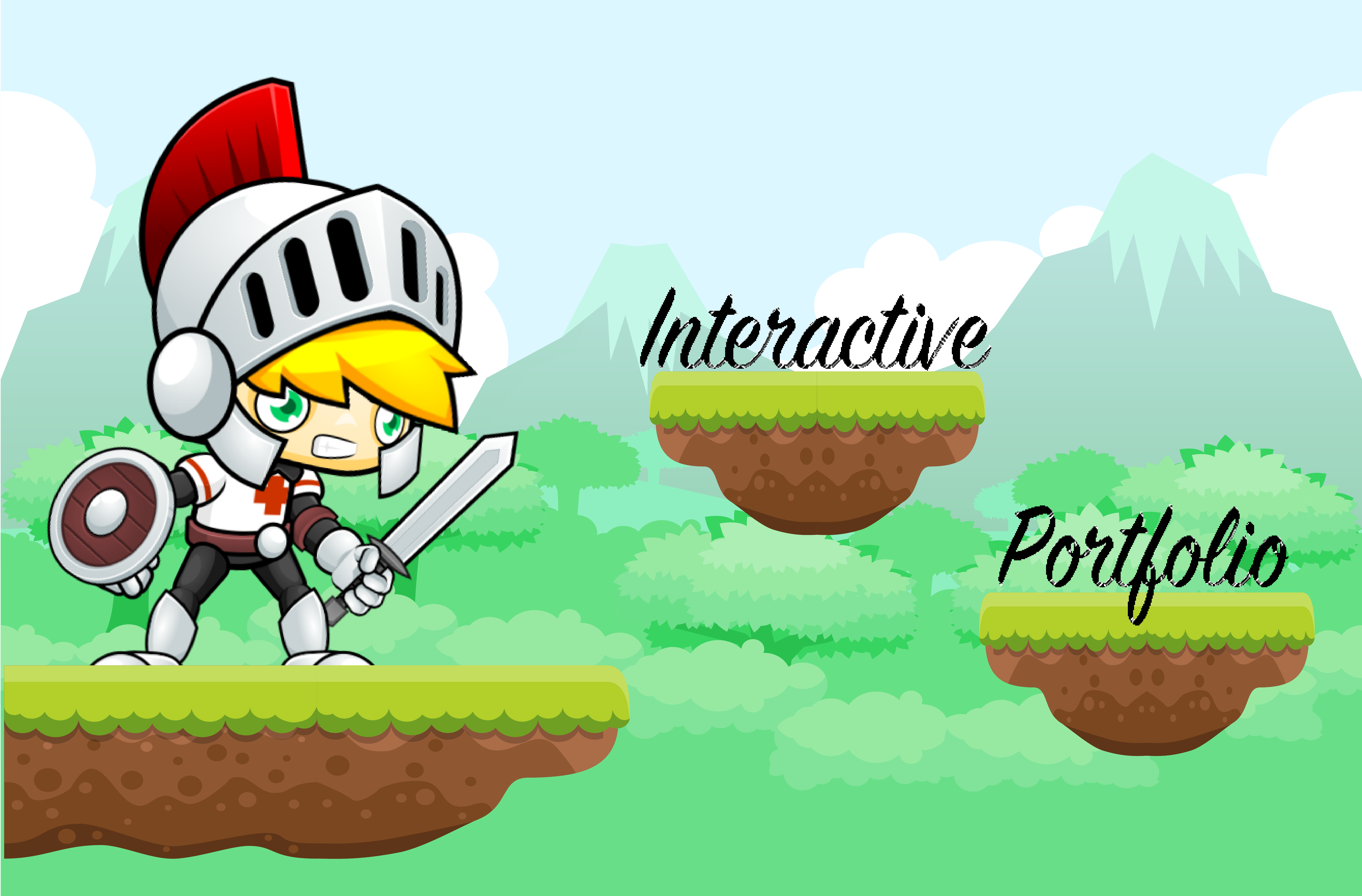 Interactive portfolio