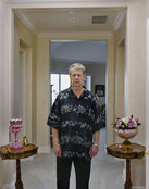 / BRIAN WILSON, MUSICIAN, HOLLYWOOD HILLS