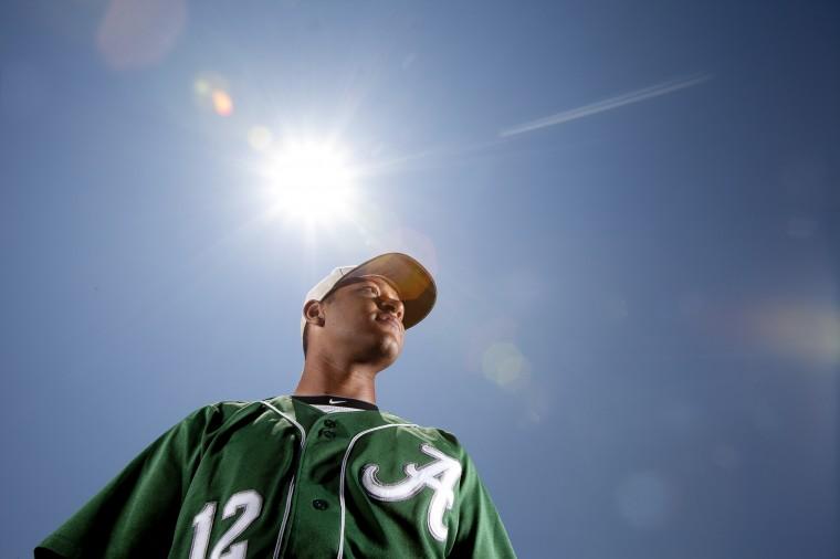 Brady Acker, Atholton baseball, June 2014